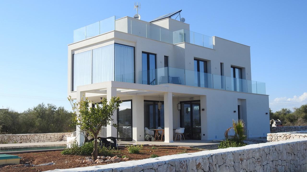 combien co te une villa tour d horizon des prix en france. Black Bedroom Furniture Sets. Home Design Ideas
