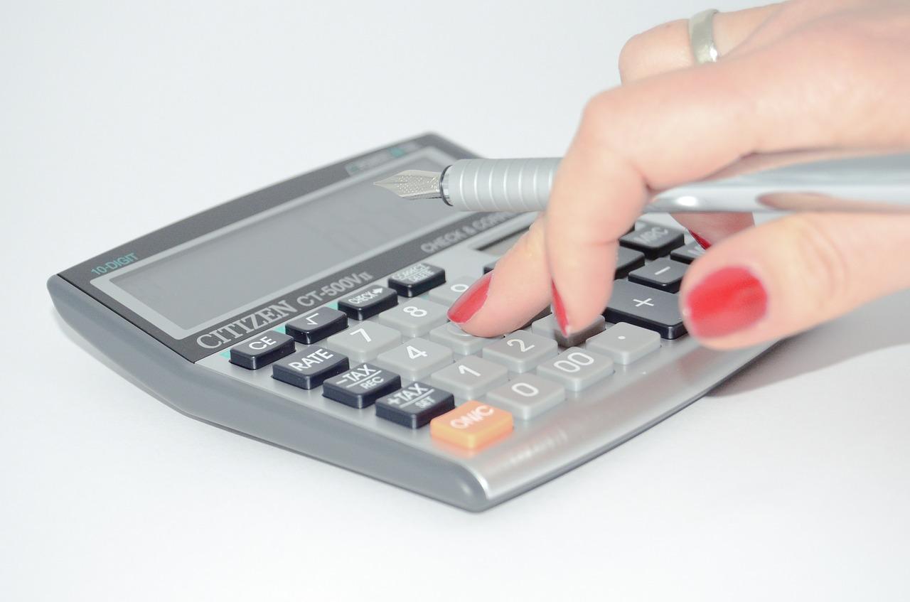 pap calculette - calcul