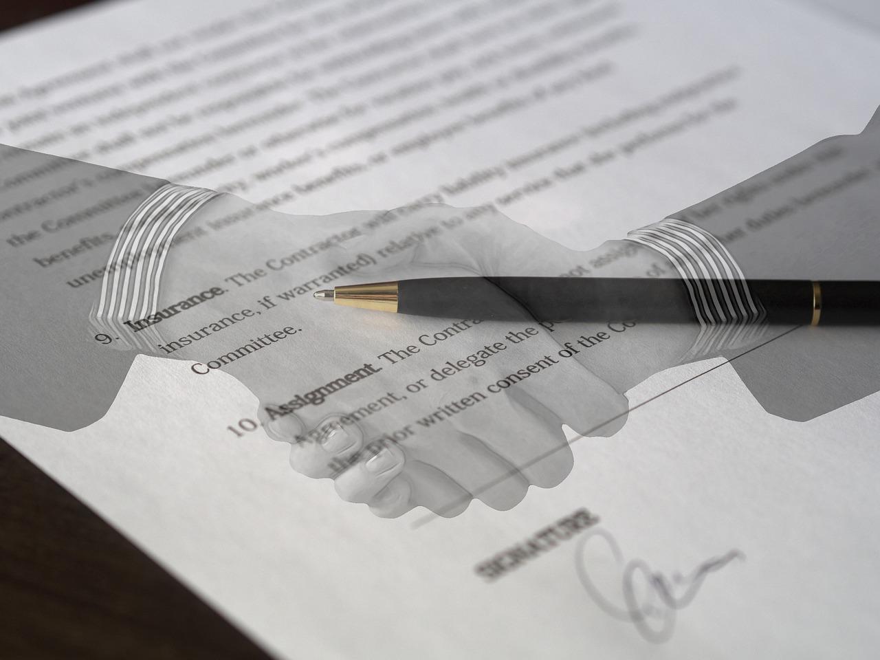 Résiliation de mandat de gestion - contrat