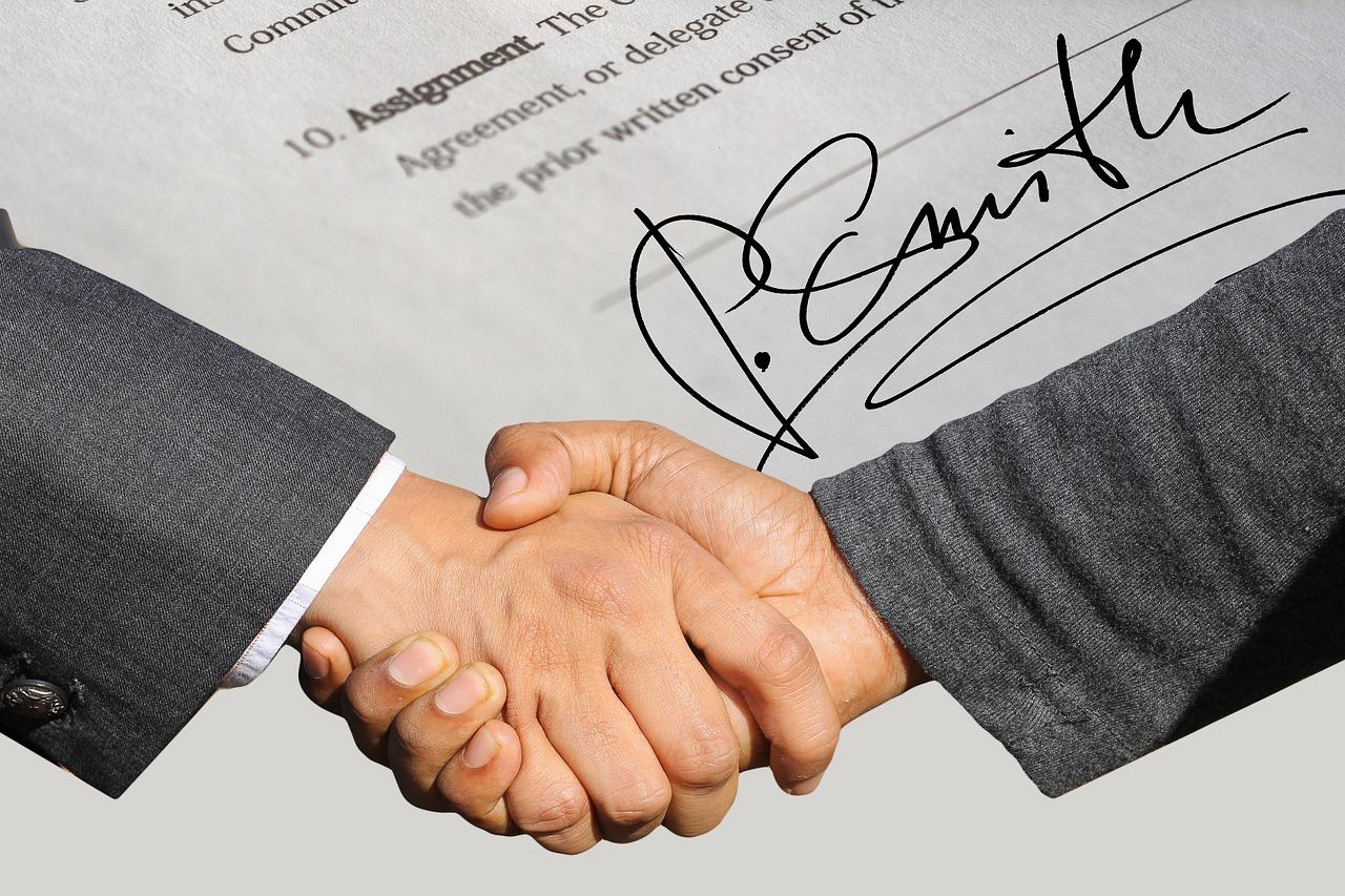 Acheteurs potentiels - signature